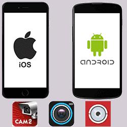 אפליקציות מצלמות אבטחה