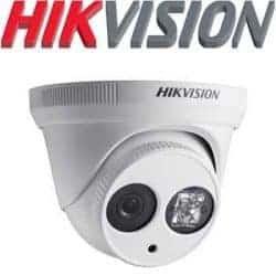 מצלמות אבטחה כיפה IP