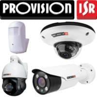 מצלמות אבטחה Provision