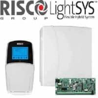 מערכת אזעקה LightSYS 2 + לוח מקשים כותב בעברית