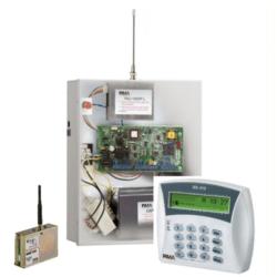 מערכת אזעקה קווית פימא קפטן 6 ל 6 אזורים כולל לוח מקשים כותב RXN-400