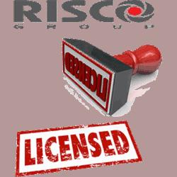 רישיון לחיבור מצלמה ONVIF לענן ריסקו