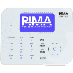 לוח מקשי מגע RXN-800