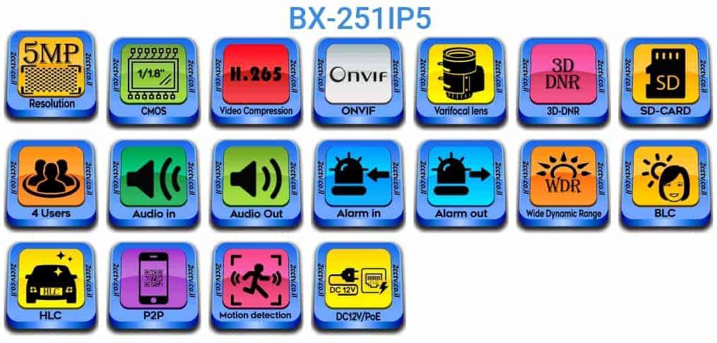 BX-251IP5
