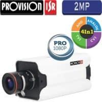 מצלמת אבטחה גוף 1080P/2MP רגישות לאור 0.01lux תפריט OSD
