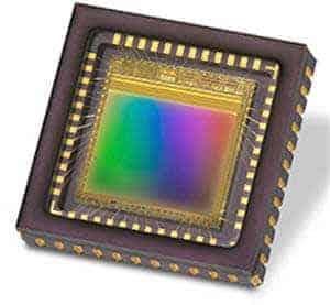 חיישן מצלמות אבטחה CMOS
