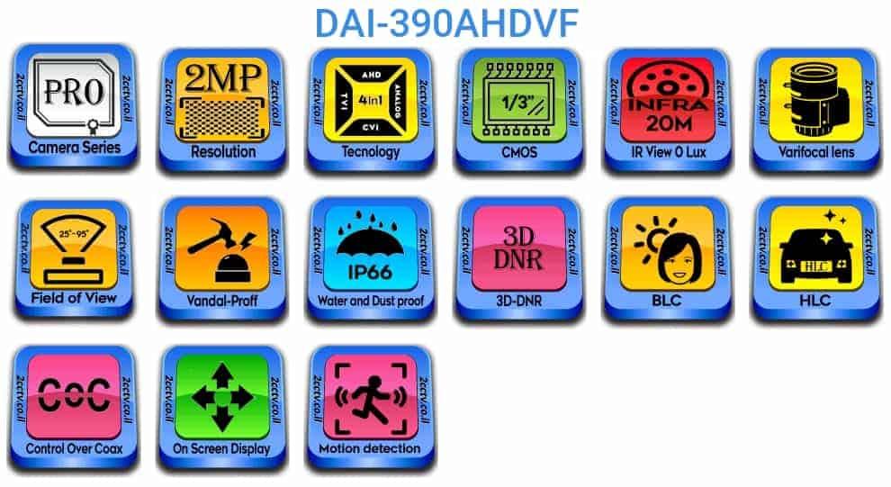 DAI-390AHDVF