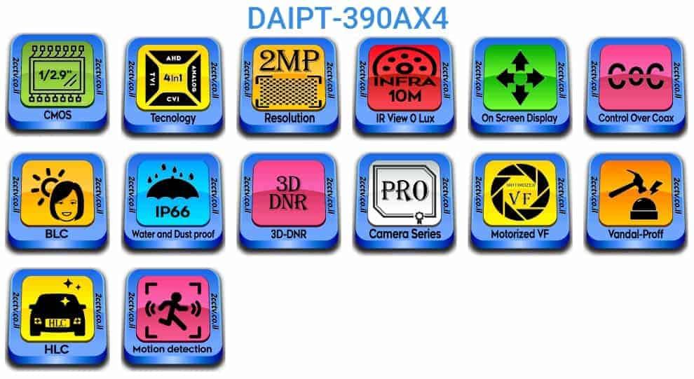 DAIPT-390AX4