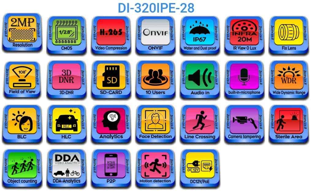DI-320IPE-28