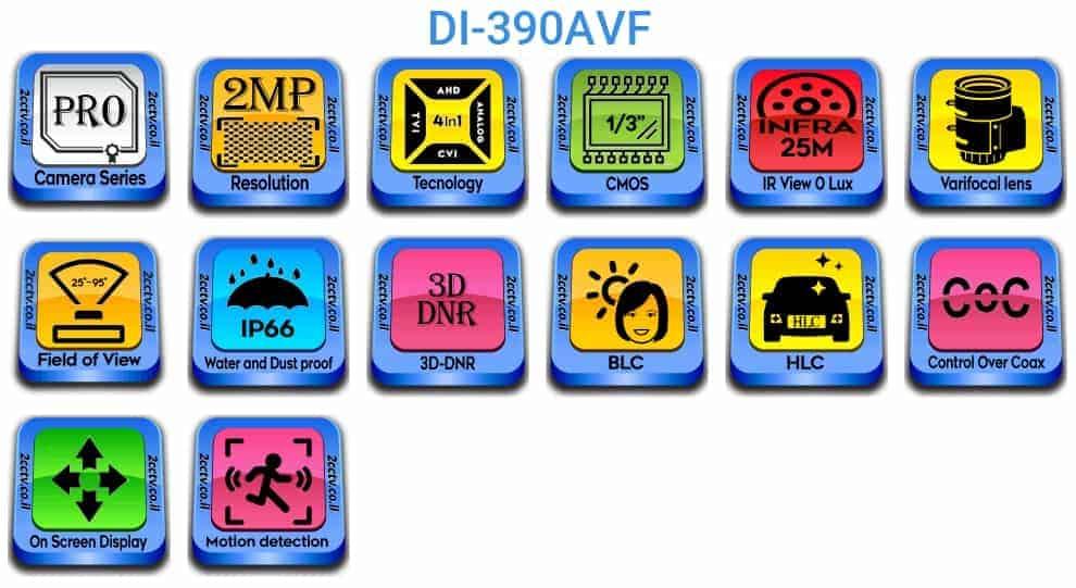 DI-390AVF