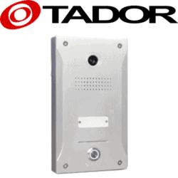 אינטרקום מתאם טלפוני עם לחצן אחד אפשרות מצלמת HD דגם DR-200-AV-1P