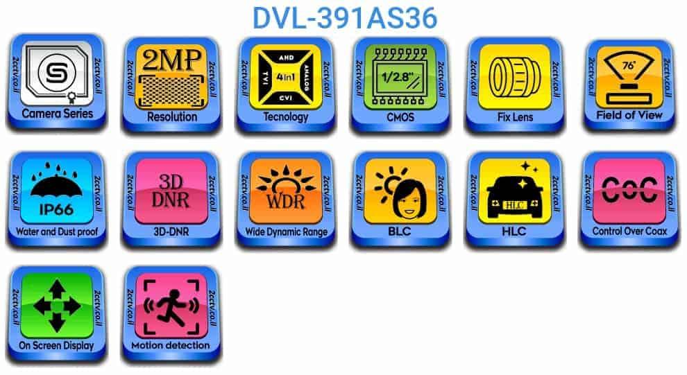 DVL-391AS36
