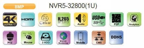 NVR5-32800