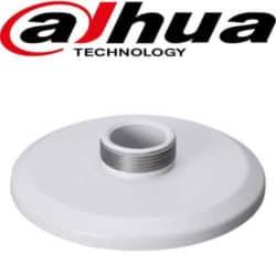 זרוע ל מצלמות אבטחה כיפה IP או HDCVI מתאים לדגמים HDBWxxZ ולזרוע PFB302S דגם: PFA101