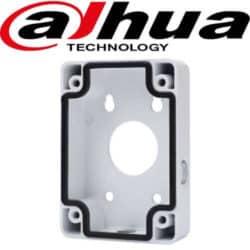 בסיס קופסת חיבורים להסתרת כבלים ל מצלמות אבטחה ממונעות דגם: PFA120