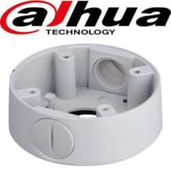 קופסת חיבורים ל מצלמות אבטחה dahua דגם DH-PFA13A