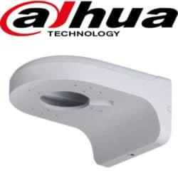 זרוע ל מצלמות אבטחה כיפה IP או HDCVI מתאים לדגמים HDWxxM דגם: PFB204W