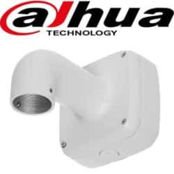 זרוע ל מצלמות אבטחה כיפה IP או HDCVI מתאים לדגמים HDBWxxE-Z/SD32/SD42/SD29 דגם: PFB302S