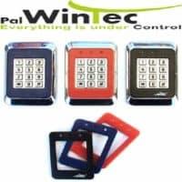 קודן חיצוני מתכתי אנטי וונדלי מוגן מים PKM-8 תוצרת פאל ווינטק