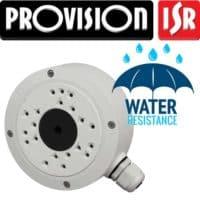 קופסת חיבורים קטנה חיצונית מוגנת מים דגם PR-B45JB