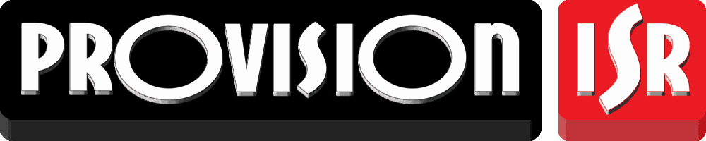 Provision Logo 3d