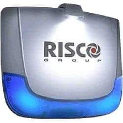 צופר חיצוני אלחוטי כחול דגם RWS401