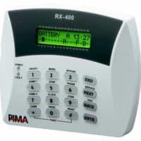 לוח מקשים RX-400 למערכת אזעקה פימא