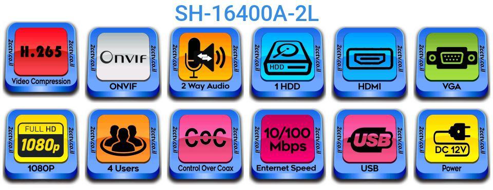 SH-16400A-2L