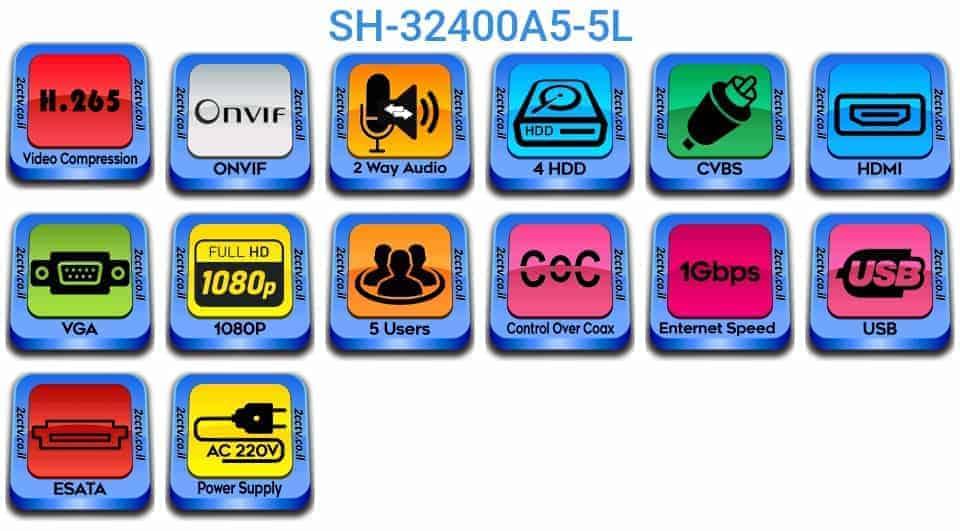 SH-32400A5-5L