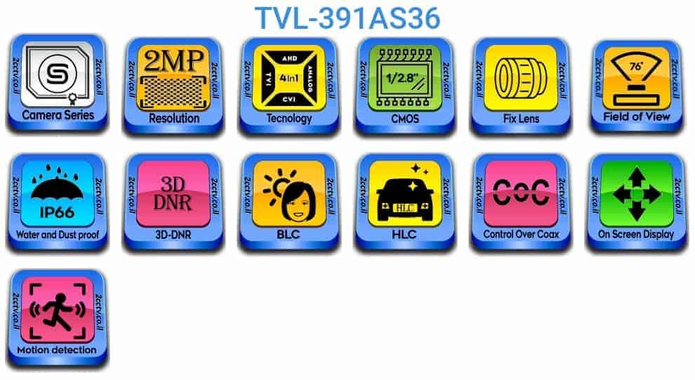 TVL-391AS36