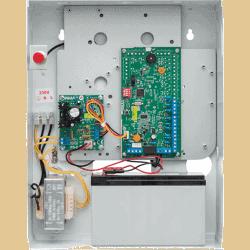 מרחיב 8 אזורים חיצוני כולל ספק 1.2A המרחיב מסופק בקופסת מתכת. דגם ZEP608