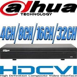 מערכת DVR dahua