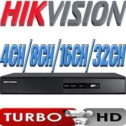 מערכת Dvr Hikvision