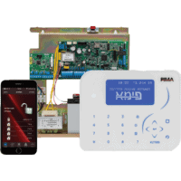 מערכת FORCE מגיעה עם 8 אז' מובנים, כרטיס רשת מובנה, חייגן טלפוני מובנה וחיבור מהיר למודול סלולרי תומכת בעד 144 אזורים