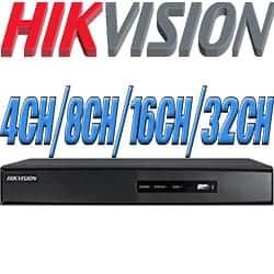 מערכות אבטחה Hikvision