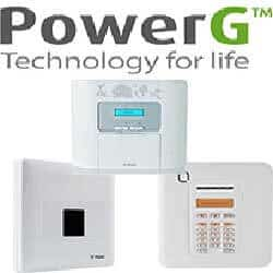 רכזות מערכות אזעקה PowerG